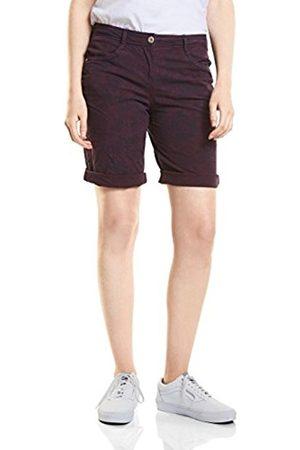 Cecil Women's 371384 New York Floral Bermuda Shorts