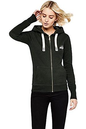 HIKARO Women Hoodies - Women's Logo Zip Sweatshirt Hoodie