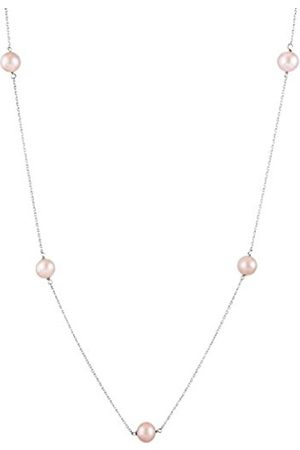 Bella Women 925 Sterling Silver Chain Necklace of Length 35cm PCSR-19P-14
