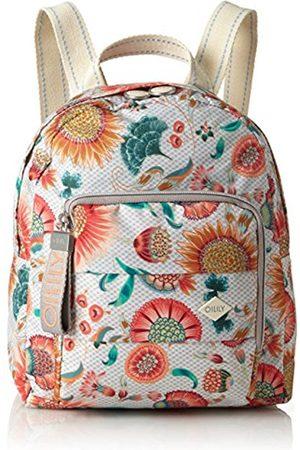 Oilily Ruffles Sunflower Backpack Svz, Women's Handbag