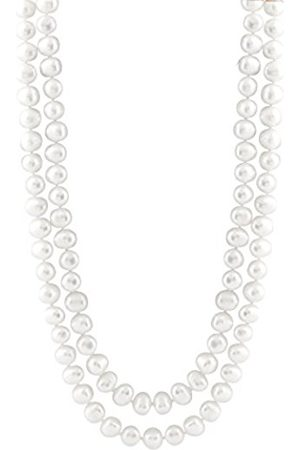 Bella Women Pearl Necklace of Length 203cm END-910-80