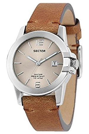 Sector Womens Analogue Quartz Watch with Leather Strap R3251597501