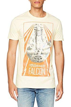 STAR WARS Men's Han Solo-New Falcon T-Shirt