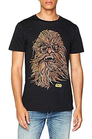 STAR WARS Men's Han Solo-Chewie Goggles T-Shirt