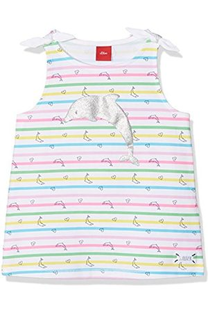 s.Oliver Girls Tank Tops - Girl's 53.805.34.3424 Tank Top