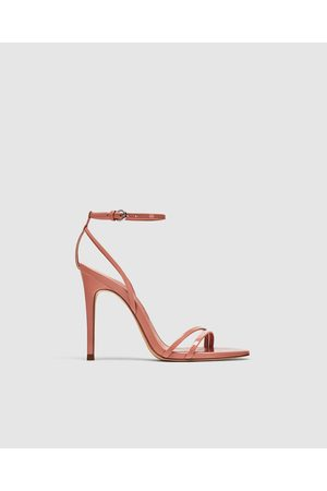 435793744eae Zara summer shoes women s sandals