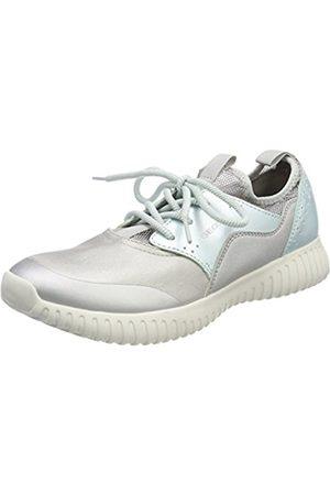 Geox Girls' J Waviness B Low-Top Sneakers