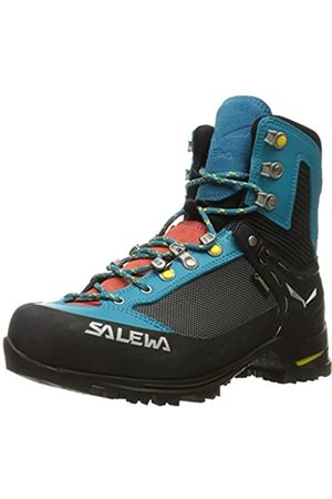 Salewa WS Raven 2 GTX Hiking Shoes -Women, Azul/Verde (Ocean/Ringlo 8593)