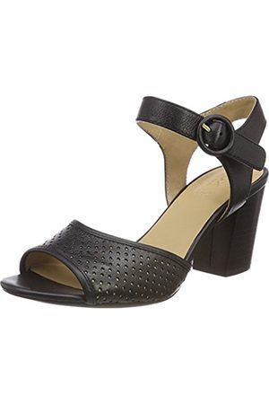 Womens D Eudora F Ankle Strap Sandals Geox eUI763XW