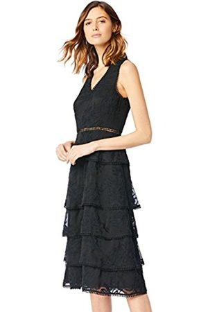 TRUTH & FABLE Women's Ruffle Layer Dress