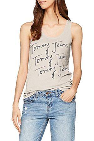 Tommy Hilfiger Women's Tjw Summer Script Logo Tank Vest