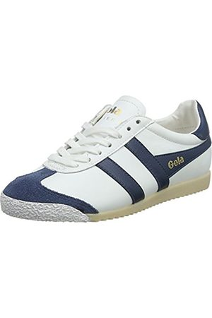 Gola Women Trainers - Women's Harrier 50 Leather /Baltic Trainers