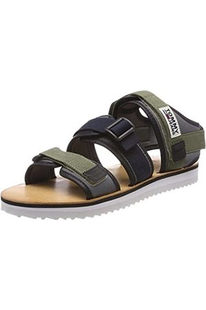 Tommy Hilfiger Men's Urban Tj Strap Sling Back Sandals