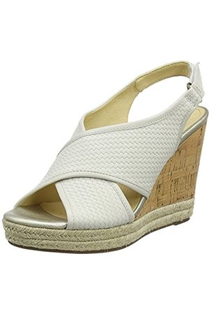 Geox Women's Donna Janira E Platform Sandals Beige (SkinBlack C8616) 7.5 UK | eBay