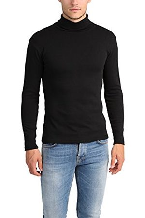 Lower East Men's Slim-Fit Turtleneck Shirt