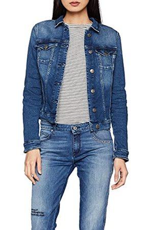 Tommy Hilfiger Women's Tjw Slim Trucker Vivianne Denim Jacket