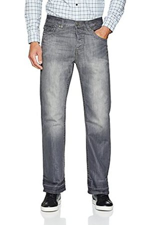Raw Indigo Ltd Men's A42 Bootcut Jeans