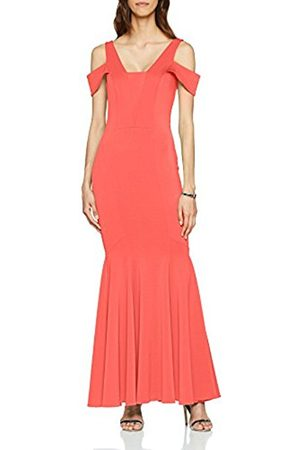Coast Women's Revel Party Dress, (Coral)