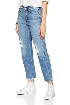 Won Hundred Women's Pearl_01 Boyfriend Jeans