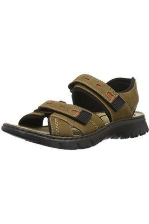 Rieker 26771-25, Men's Open Toe Sandals