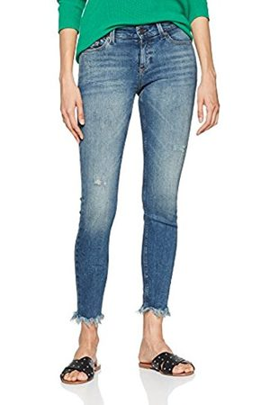 Tommy Hilfiger Women's Mid Rise Nora 7/8 Tmblst Skinny Jeans