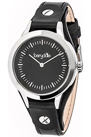 Berydale Bery Dale Ladies Watch with Leather Strap and 3 BD703 - Quartz Movement