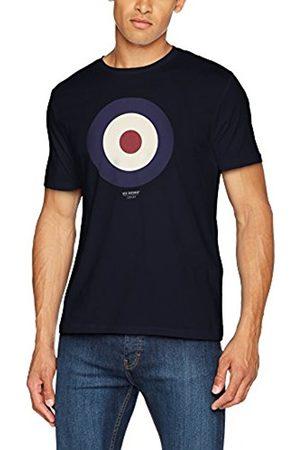 Ben Sherman Men's Target T-Shirt, (Navy)