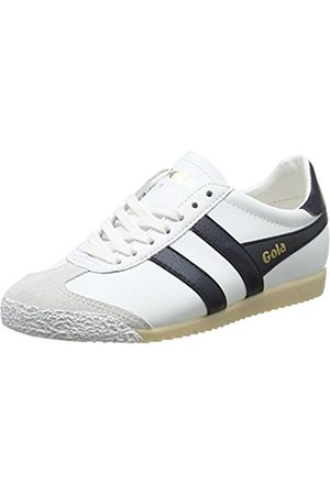 Gola Women's Harrier 50 Leather /Navy Trainers