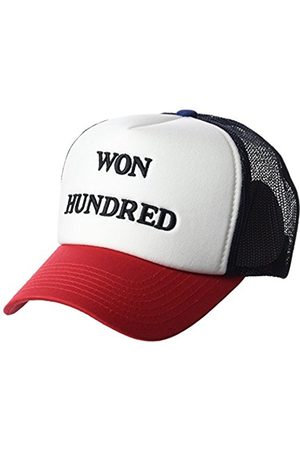 Won Hundred Men's Manila Baseball Cap, (Chinese )