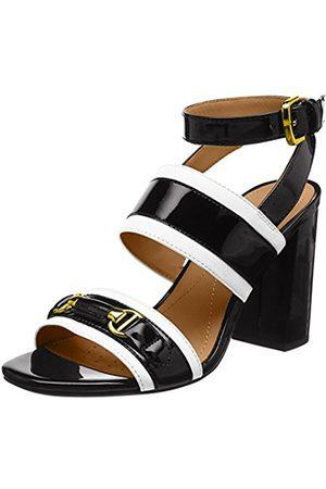 Geox D MAUVELLE D, Women's Ankle Strap Sandals