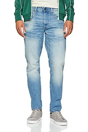 G-Star G-Star Men's 3301 Straight Tapered Fit Jeans
