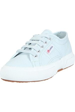 Superga Junior 2750 Jcot Classic Azzurro Shoe Casual GS0003C0K 13 Child UK