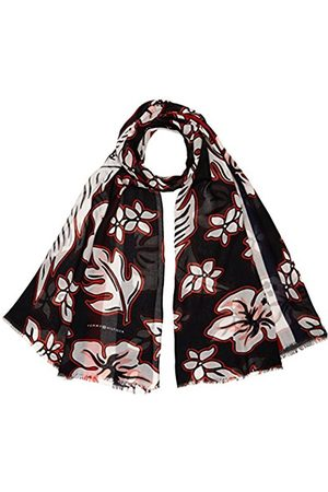 Tommy Hilfiger Women's Tropical Floral Print Scarf