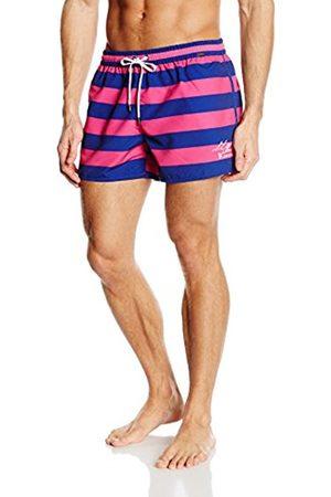 Skiny Men's Swim Shorts - Multicoloured - Small