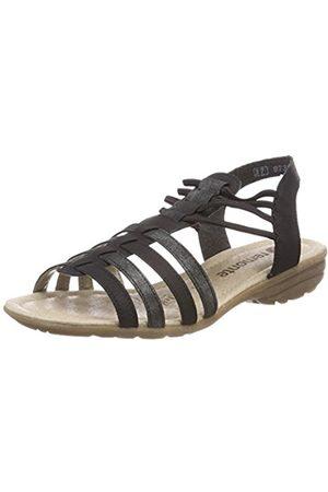 Remonte Women's R3630 Ankle Strap Sandals