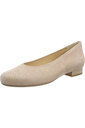 Hassia Women's Bologna, Weite G Closed Toe Ballet Flats