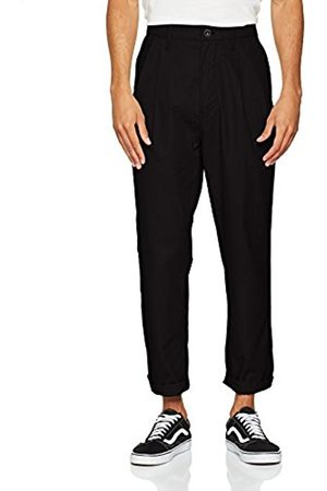 G-Star G-Star Men's Bronson Pleated Relaxed Tapered Chino Trousers, (Dark )