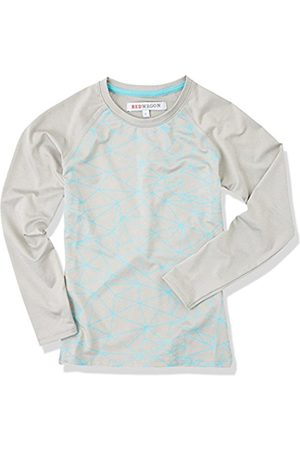 RED WAGON Girl's Optic Print Sports Shirt
