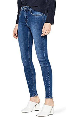 FIND Women's Embellished Skinny Jeans