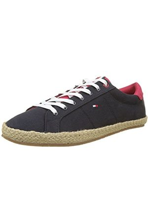 Tommy Hilfiger Men's Textile Lace up Espadrille Low-Top Sneakers