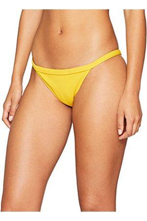 Wolf & Whistle Women's Ribbed Brief Bikini Bottoms