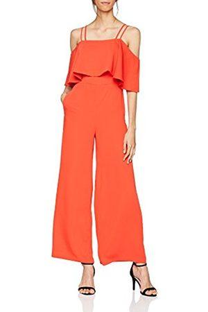 Coast Women's Marissa Jumpsuit, (Tangerine)