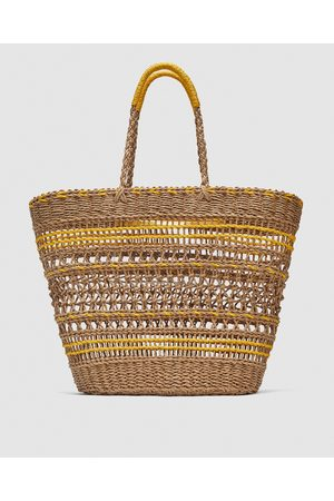 cb1790aeb2f Zara with women's shopper & tote bags, compare prices and buy online
