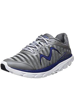 Mbt Men's Racer 18 M Fitness Shoes, (Lt Gray/Navy 1207Y)