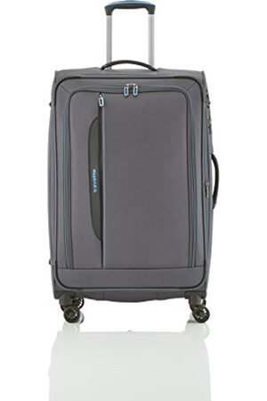 "Elite Models' Fashion Valise trolley ""Crosslite"" avec 4 roues Taille L anthracite Suitcase, 77 cm"