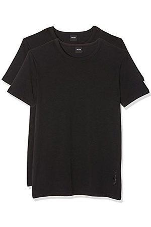 HUGO BOSS Men's RN 2P CO/EL T-Shirt