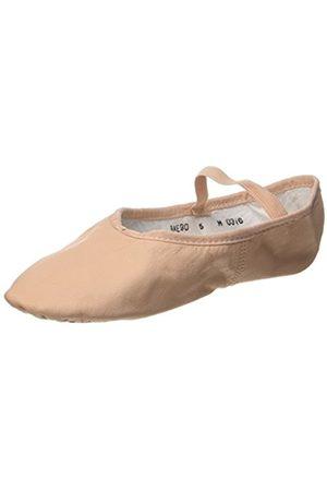 So Danca Women's Bae90 Ankle Strap Ballet Flats