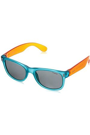 Polaroid Kids' P0115 Rectangular Sunglasses