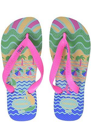 Havaianas Unisex Kids Fantasy Flip Flops