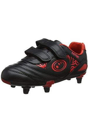 Optimum Boys' Razor Velcro 6 Stud Football Boots